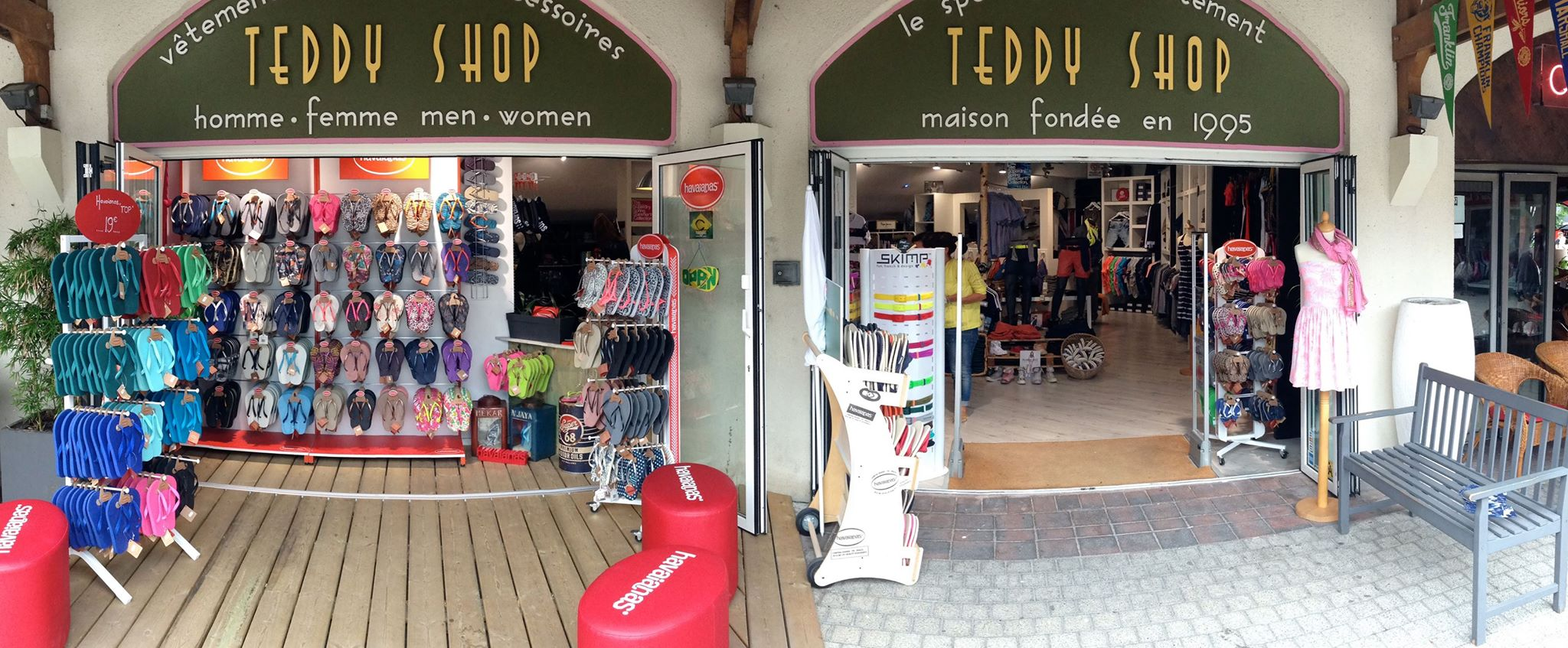 Teddy Shop