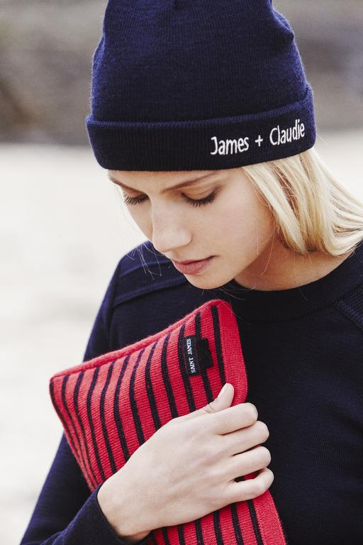Claudie Pierlot x Saint James