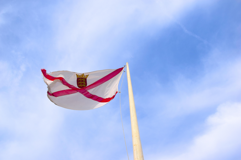 Jersey drapeau / choses à faire à Jersey