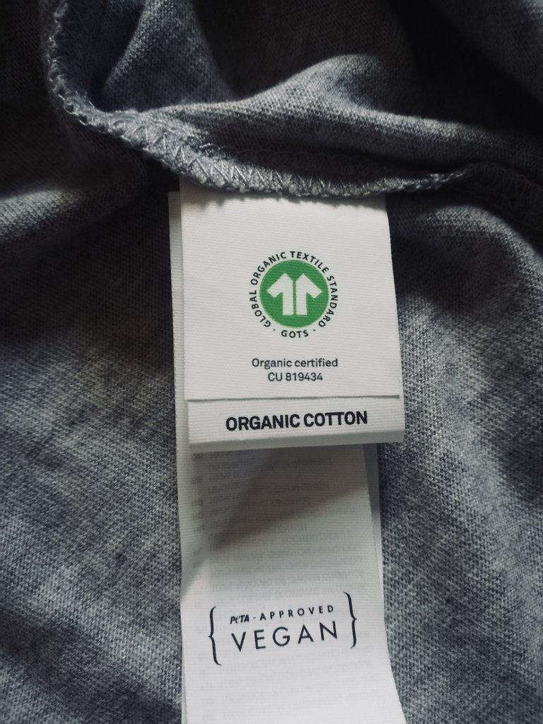 Wakaora Ocean T shirt Bio et Vegan