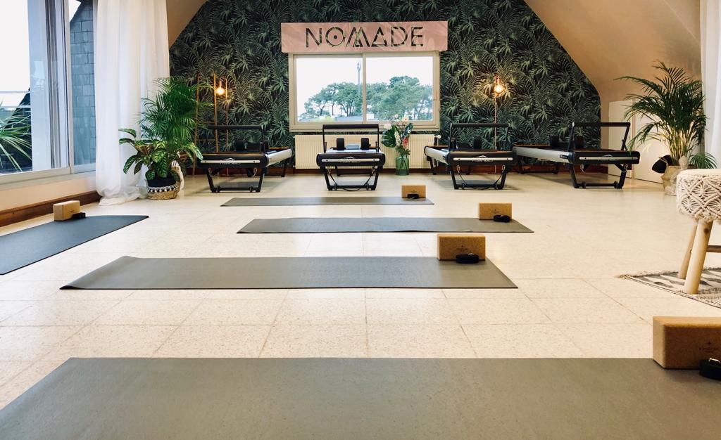 PILATES AU STUDIO NOMADE