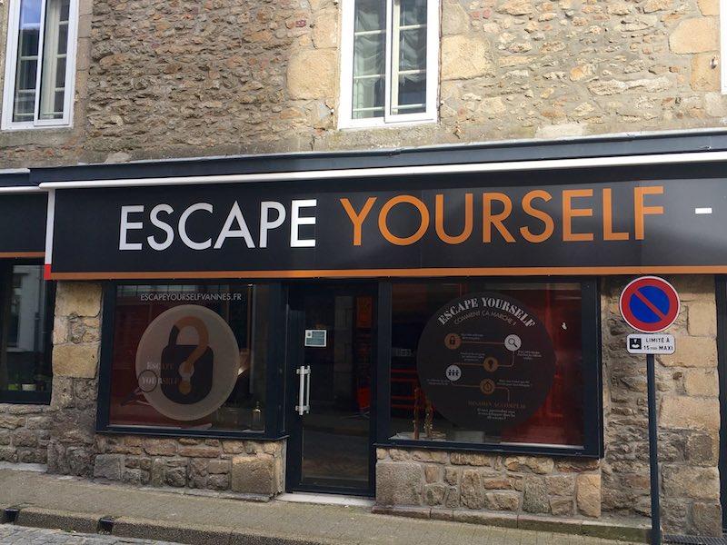 Escape Game-Escape Yourself-Vannes